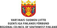 Logo of the Regional Council of Southwest Finland