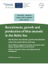WP 3.3. Report: 'Recruitment, growth and production of blue mussels in the Baltic Sea'