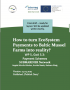WP 5.3. 'How to turn EcoSystem Payments to Baltic Mussel Farms into reality?'