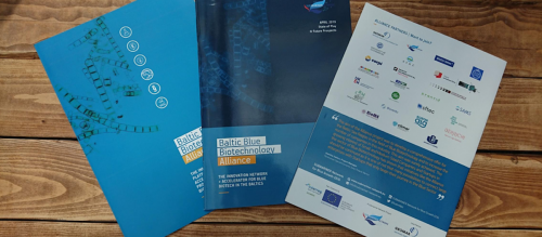 Baltic Blue Biotech Alliance releases illustrated reports on State of play and outlook for 2019